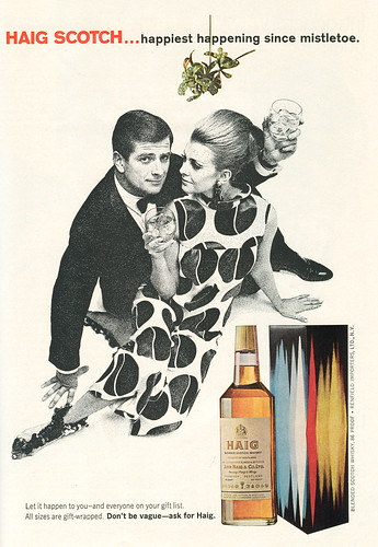 Haig Scotch - 1967