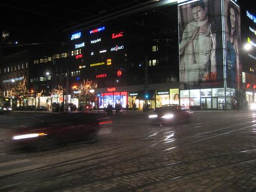 Helsinki as Tokyo