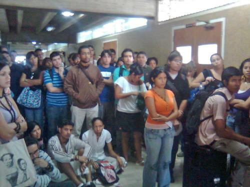 Asamblea estudiantil