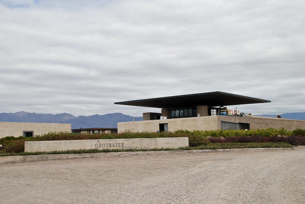 Bodega O. Fournier, Uco Valley, Mendoza, Argentina