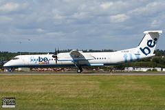 G-ECOP - 4242 - FlyBe - De Havilland Canada DHC-8-402Q Dash 8 - Luton - 100824 - Steven Gray - IMG_2192