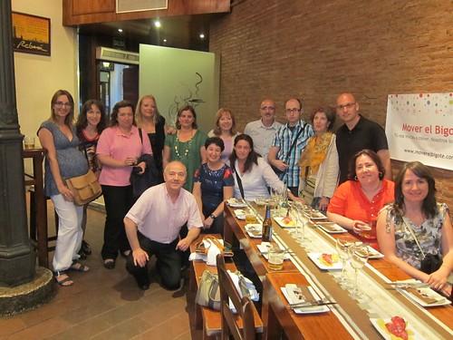 Málaga | La Rebaná | Cena No Oficial de Fesabid 2011 - Mover el Bigote