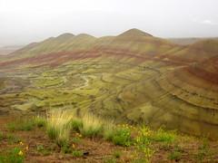 Painted Hills_05 (catfuzz) Tags: oregon mitchell paintedhills
