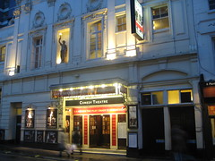 The Lover The Collection by Harold Pinter at the Comedy Theatre