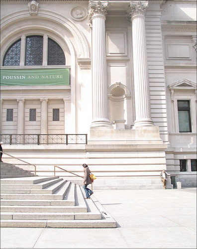Outside The Met