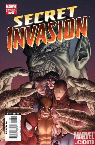 Secret Invasion de McNiven