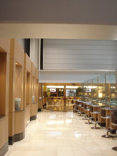Sala Vip di Singapore Airlines