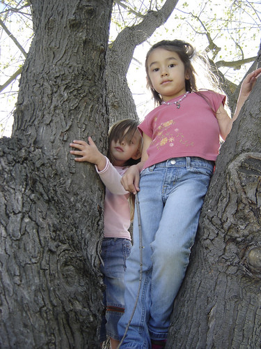 Stella and Maya
