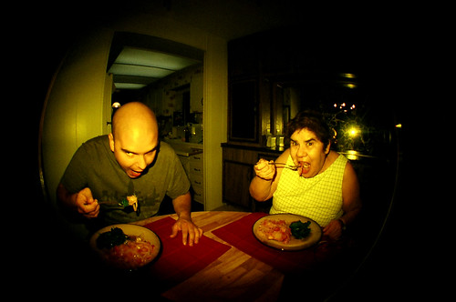 Dinner at Moomoos
