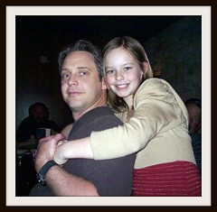 Father & Daughter (Honey Lissa) Tags: love davidbrianaboyfriend2008partysober funfamilypicnik
