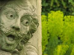 the portrait of ..... a sculpture (EricRudolph) Tags: sculpture vancouver canon s5