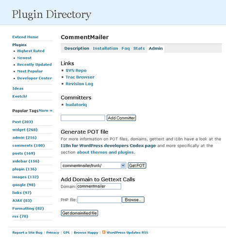 pluginadmin