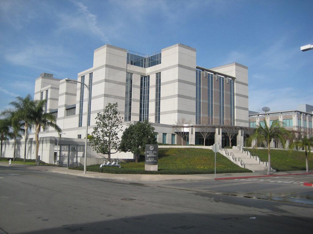 Santa Ana Police Department and Jail