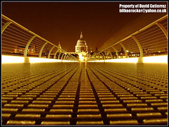 London St Pauls at Night ; Low Vantage Point (david gutierrez [ www.davidgutierrez.co.uk ]) Tags: city uk longexposure travel bridge england urban building london church architecture night buildings dark spectacular geotagged photography photo arquitectura cityscape darkness cathedral image unitedkingdom dusk centre stpauls cities cityscapes bridges millenium landmark center icon structure millenniumbridge architectural nighttime finepix londres architektur nights fujifilm sensational metropolis topf100 londra impressive nightfall municipality edifice cites 100faves lowvantagepoint s6500fd s6000fd fujifilmfinepixs6500fd