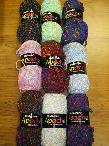 Stylecraft Apache