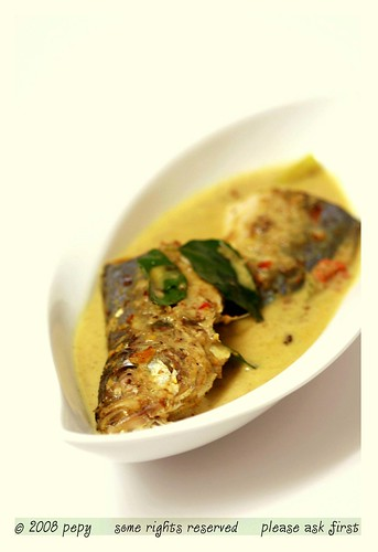 Acehnese Fish Curry