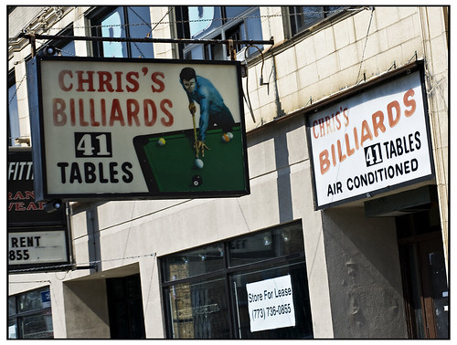 Chris's Billiards