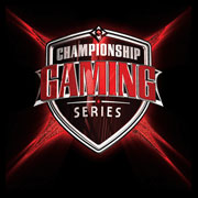 Championship Gaming Series logo