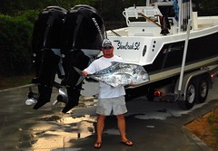 SC State Record! (Clay's Charleston Photos) Tags: fishing charleston yates staterecord africanpompino charlestonfishing