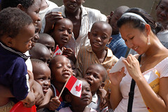 Dar Es Salaam Orphanage. (avp17) Tags: africa urban canada d50 tanzania 50mm nikon aids daressalaam orphan orphanage nikkor 18 50 ngo tanopha