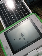 Solar Powered OLPC