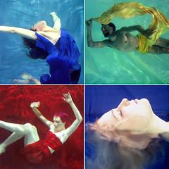 The MOZAK H2O, underwater art (Human Mozak Humaine) Tags: art water underwater under h2o human fluide mozak