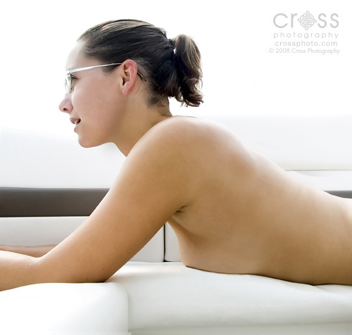 elissa nude topless tanning in the boat - by Cross Photography