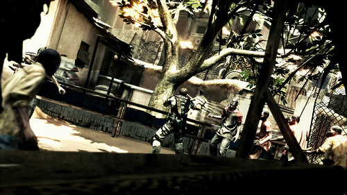 Resident Evil 5 África