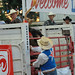 Rodeo Chute Accident
