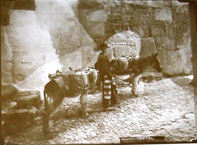 Azacán en San Ginés, Toledo. Foto Casiano Alguacil.