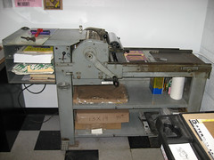 Vandercook SP15