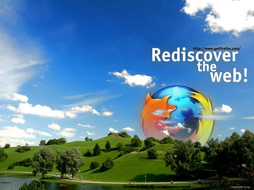 Firefox Wallpaper 33