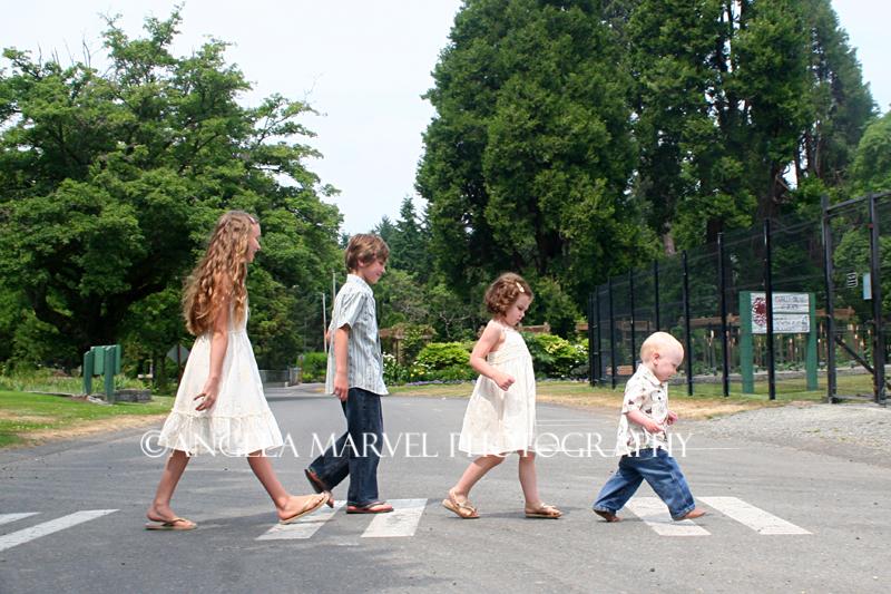 Kid Abbey Road
