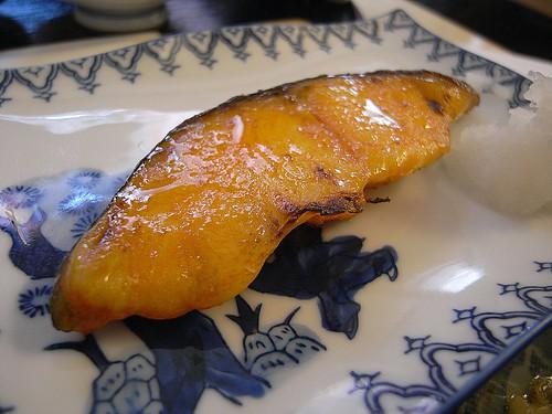 Gin-mutsu Saikyoyaki 20080704