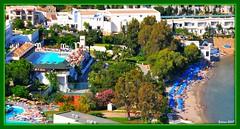 Hotel Azka,Bodrum Turkiye (yilenes) Tags: turkey turkiye picnik bodrum turchia turkei flickrlovers grouptripod azkahotel