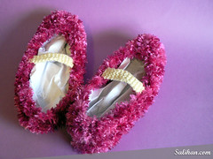 Pink Bedroom Slippers