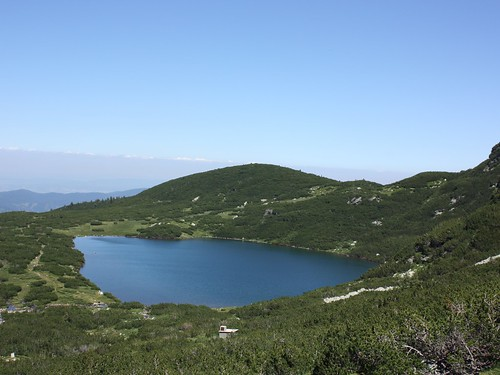 Долното езеро (The lower lake)