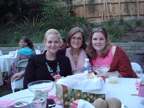 Amanda, D and me