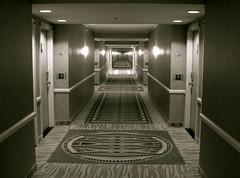 MGM Grand Hallway (purpletwinkie) Tags: vegas point hotel floor lasvegas nevada perspective corridor grand resort hallway vanishing mgm 17th cy2 challengeyouwinner photofaceoffwinner pfogold pfowinner thechallengefactory