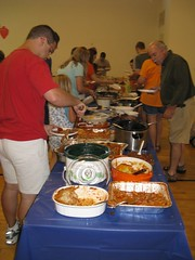 Pot Luck: The Chow Line