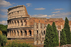 Coliseum (Russ Osborne) Tags: italy rome nikon coliseum russ osborne d300 nikond300 russosborne