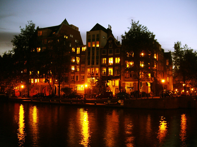 Amsterdam's Nights