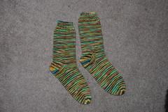 Route 66 socks