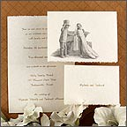 African American Heritage Wedding Invitations, Pencil wedding invitation inspiration, wedding invitation, flowers, photos