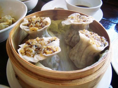 sticky rice shu-mai @ M Shanghai Bistro