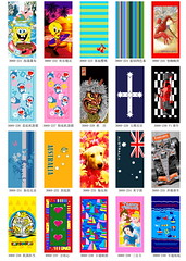 Beach Towel 11 (Anna Lau) Tags: beach 30 towels x60