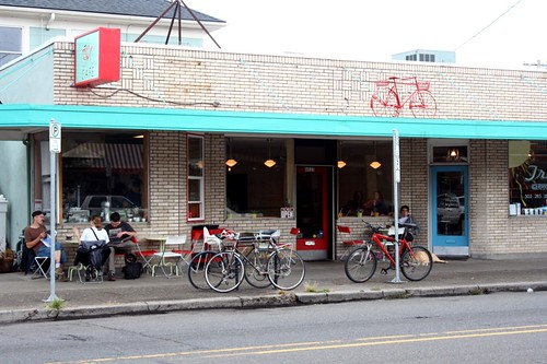 Little Red Bike Cafe