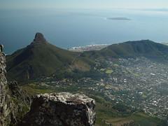 "Top of ""Tabletop"" 10 (TontonJon) Tags: africa urban mountain mountains nature landscape southafrica landscapes capetown panoramic coastal sprawl geologic tabletopmountain"