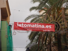 Spain La Tomatina 2008 (Mr. Muddy Suitman) Tags: travel spain tomatoes festivals foodfight latomatinabunol