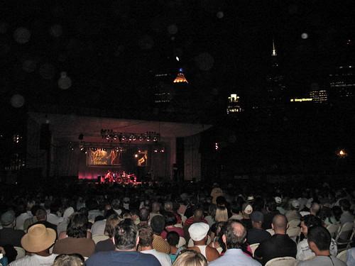 Closing night crowd